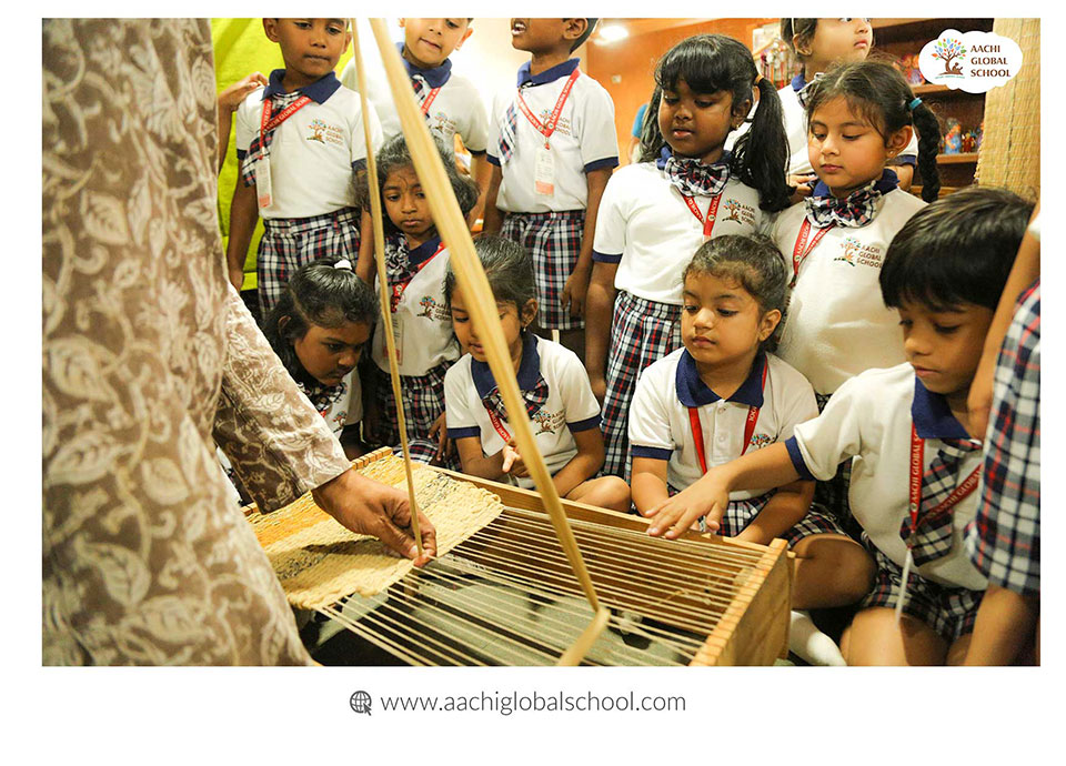 Aachi Global School Opening in Anna Nagar Chennai
