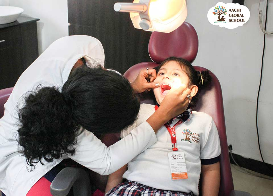 Trip to Dental Clinic